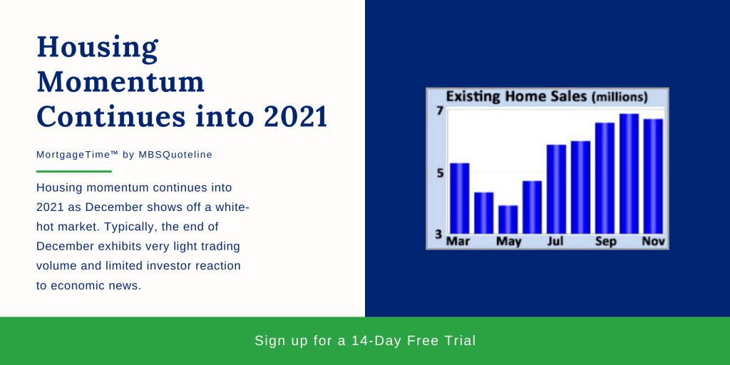 housing momentum continues 2021 mbsquoteline mortgagetime