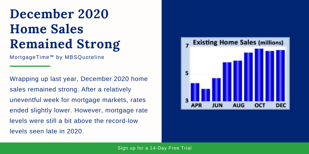 december 2020 home sales remained strong mbsquoteline mortgagetime blog